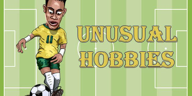 Footballers' Unusual Hobbies