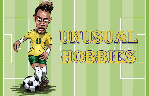 Footballers' hobbies