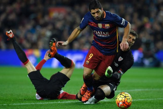 Barcelona's win with 6 goals against Athletic Bilbao